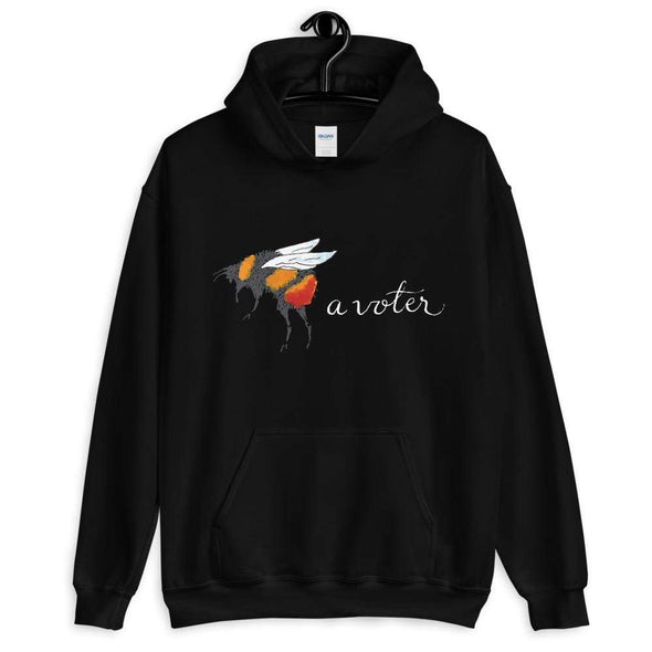 Revolution Art Shop Unisex Hoodie Black / S
