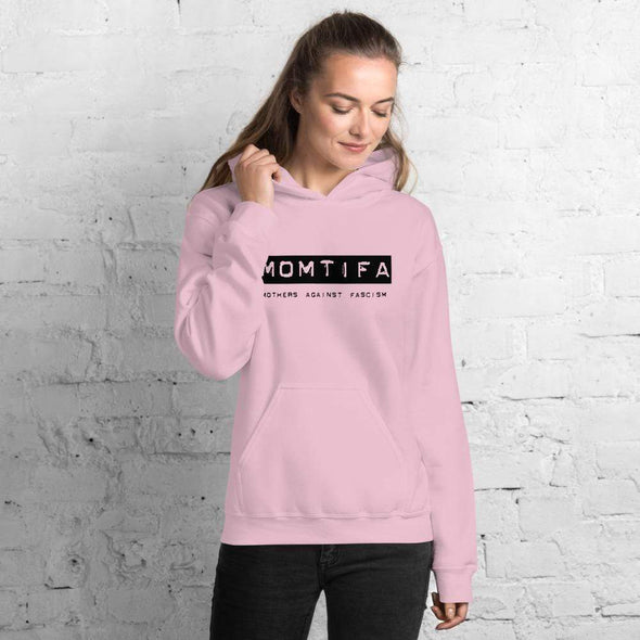 Revolution Art Shop Unisex Hoodie Light Pink / S