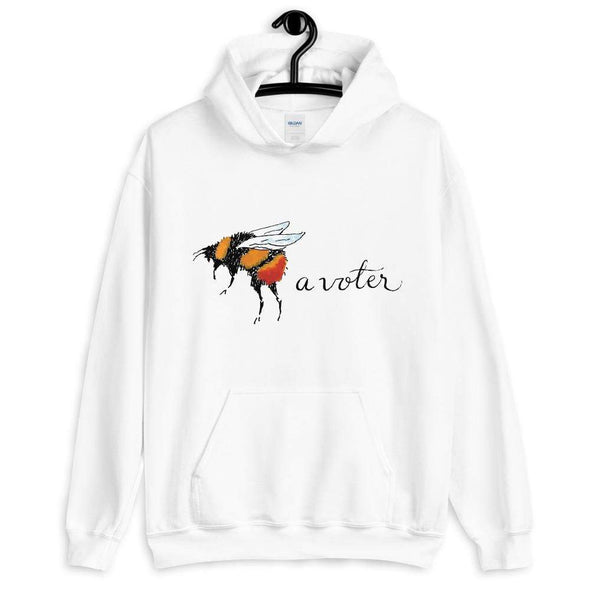 Revolution Art Shop Unisex Hoodie White / S