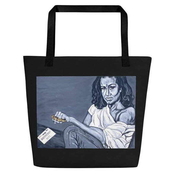 Revolution Art Shop Vote 2020 | The F Word by Charles Baker Strahan Beach Tote