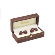 Nerita Communis Shell Cufflinks