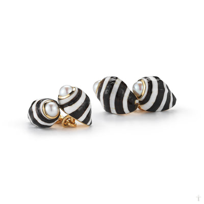 Engina Shell Cufflinks