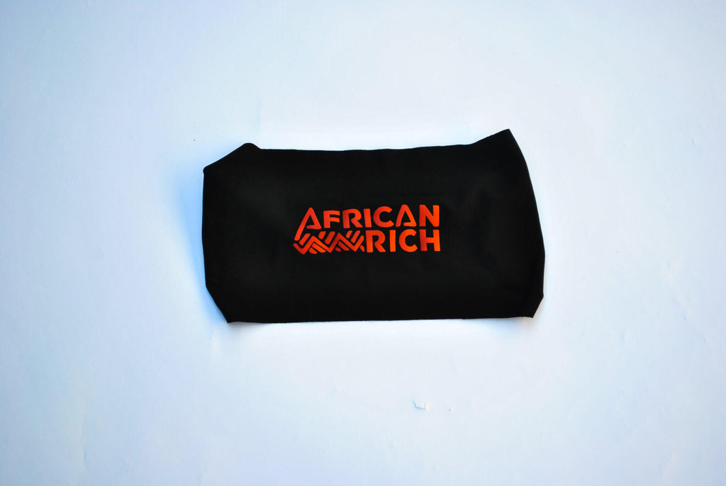 AfricanRich Seamless Wide Headband