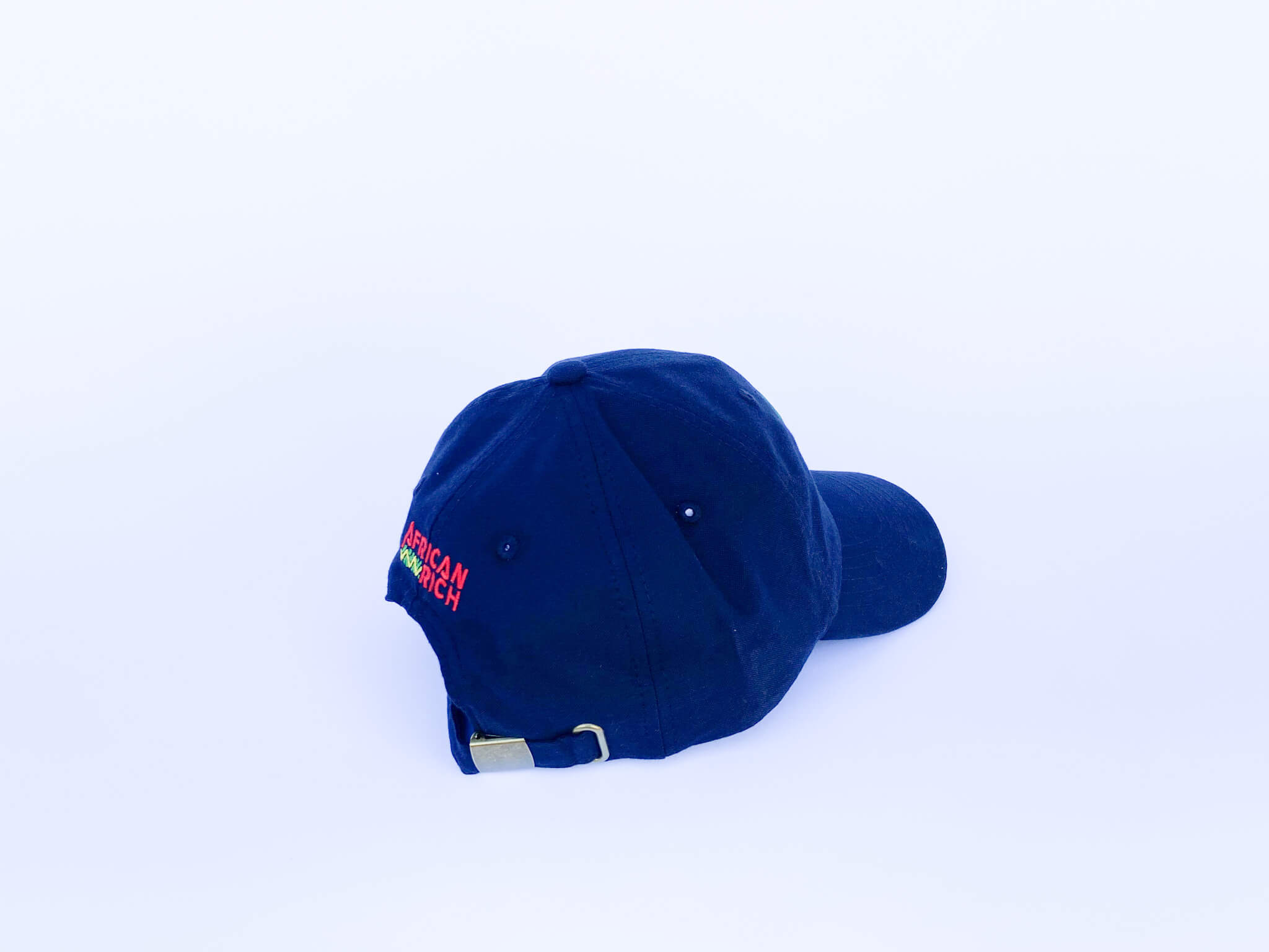 Relaxed Fit Oxford Hat