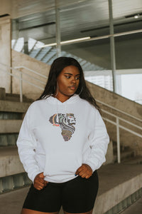 AfricanRich Signature Four Color Lion Hoodie