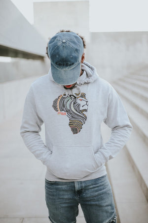AfricanRich Signature 4 Color Hoodie