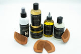 Olive Oil & Horsetail Extract Beard Bundle