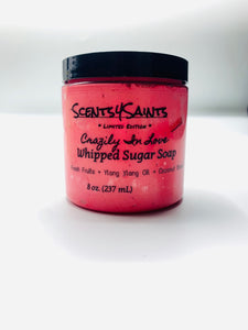 Spring Edition: Crazily In Love Whipped Sugar Soap