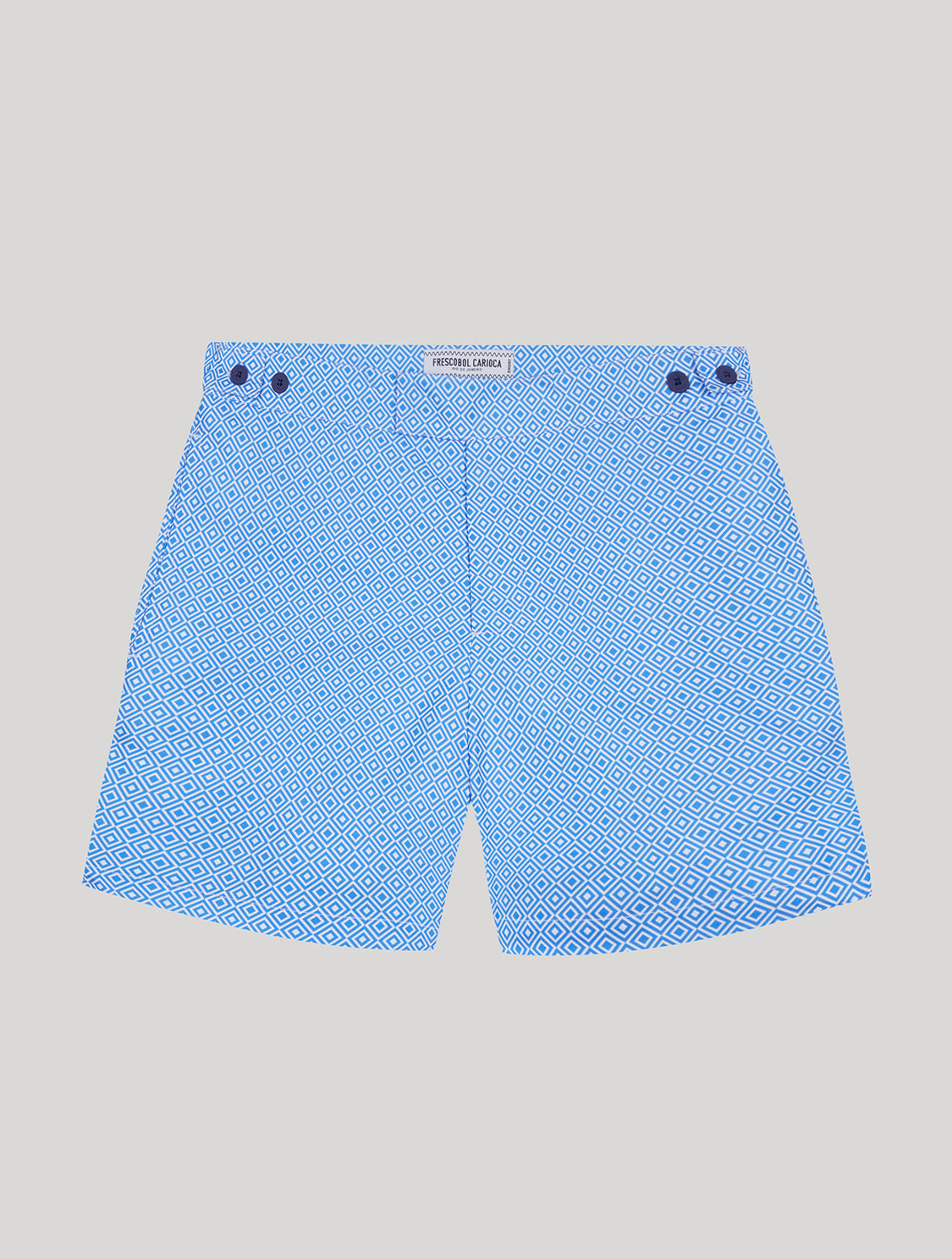 TAILORED SWIM SHORTS ANGRA PRINT