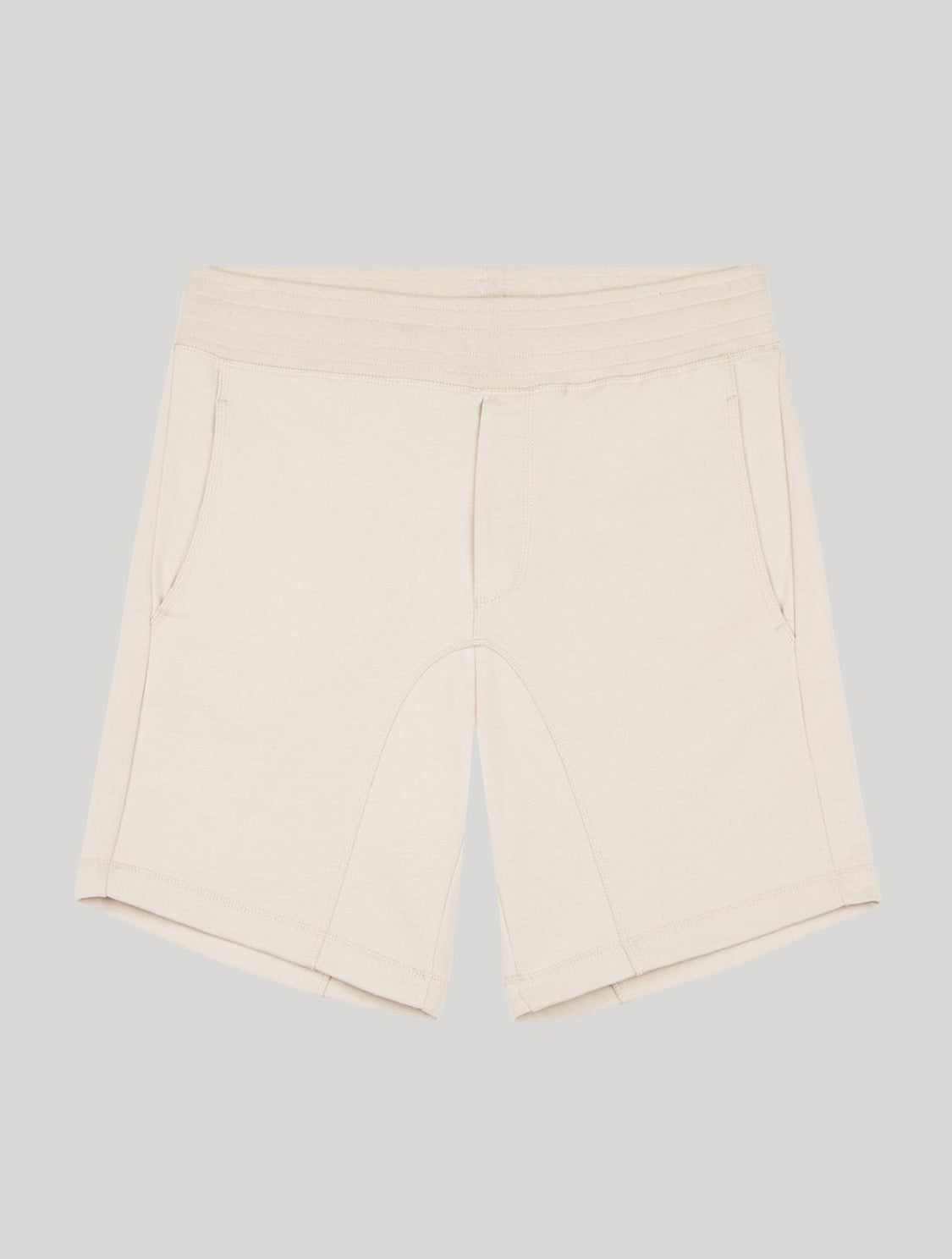Organic Cotton Track Shorts