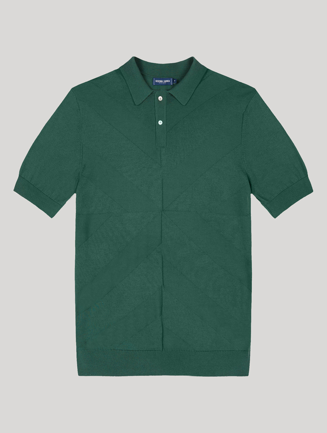 Francisco Knit Jacquard Aegean Green M