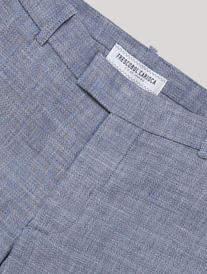 Tailored Linen Chinos