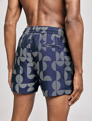 Jacquard Shade Sport Swim Shorts