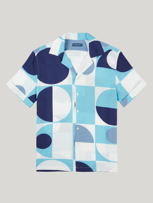 Copic Camp Collar Shirt