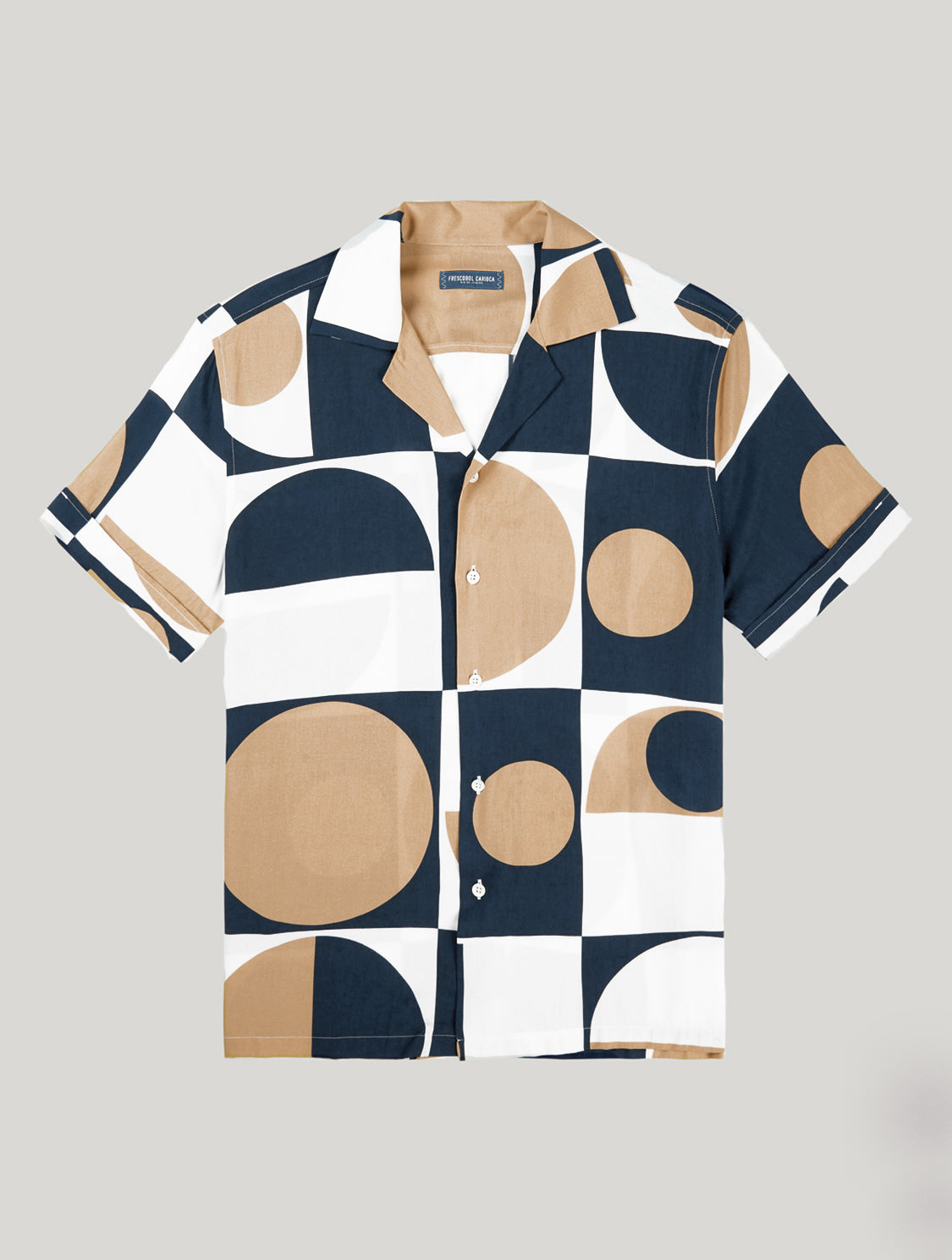 ROBERTO SHIRT COPIC PRINT