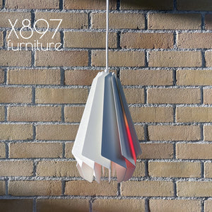 Limited Edition X897 Pendant Light White Pendant Lamp X897 Furniture