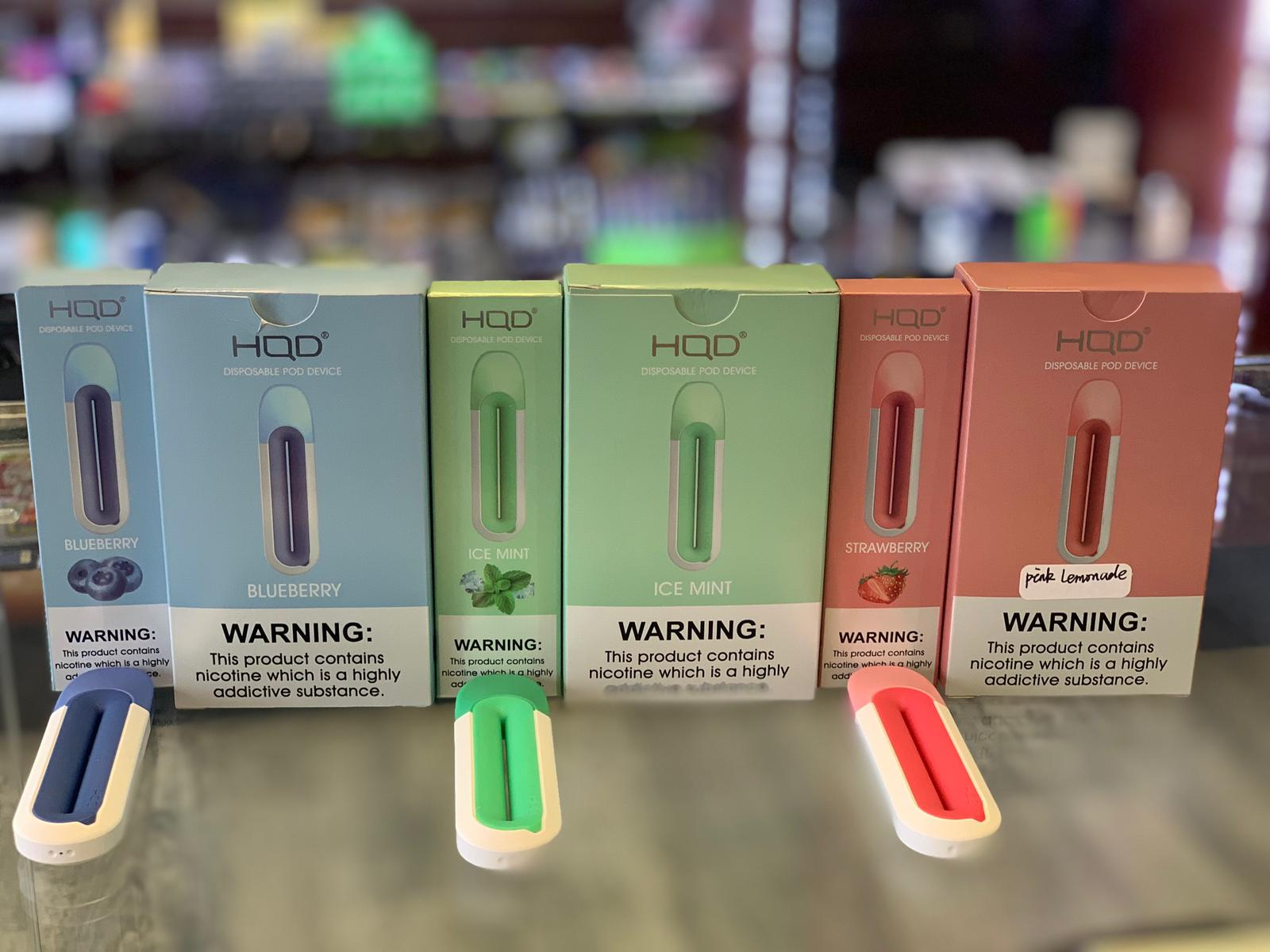 HQD Rosy Disposable Vape Pen