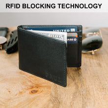 Load image into Gallery viewer, Abundance-Black Money Clip