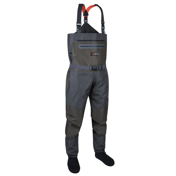 HISEA Ultralight & Breathable Chest Waders - hisea.myshopify.com