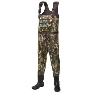 HISEA Basics Neoprene Bootfoot Chest Waders