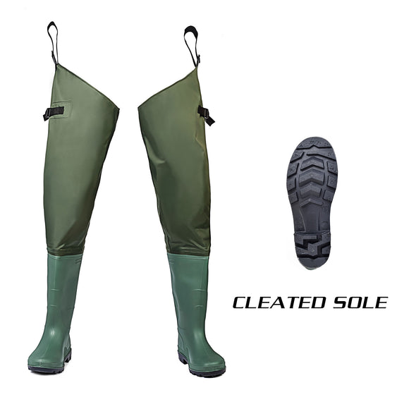 FISHINGSIR Breathable Fishing Hip Waders
