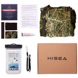 HISEA Neoprene Duck Hunting Chest Waders - hisea.myshopify.com