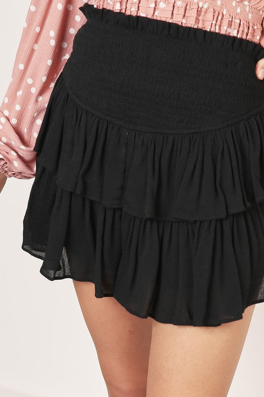 Trail skirt