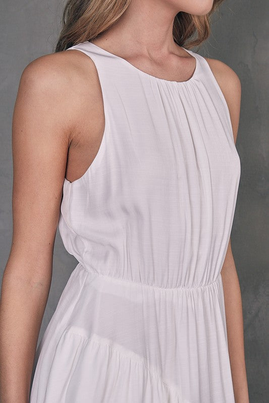 Seagrove Beach Dress, white