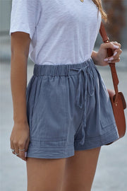Jacqueline Shorts, Light Blue