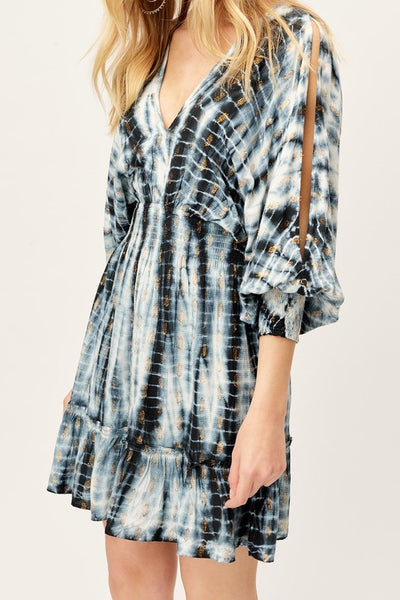 Shell Road dress
