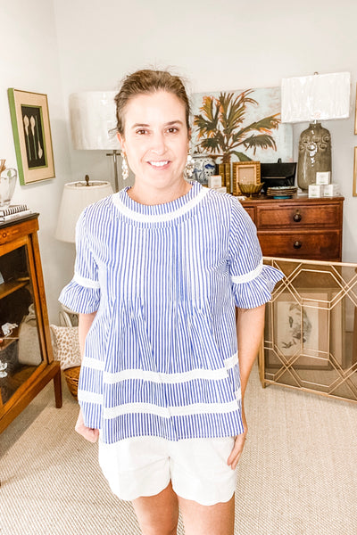 Chicora striped top