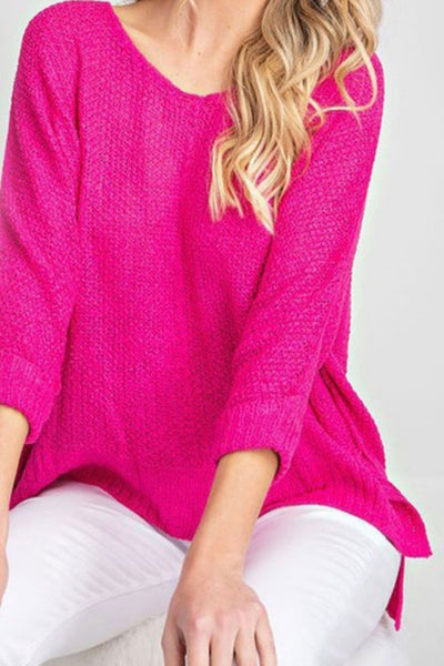 Blossom Sweater, pink