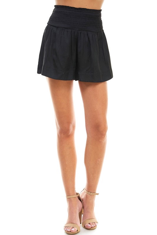 Connelly Shorts, black