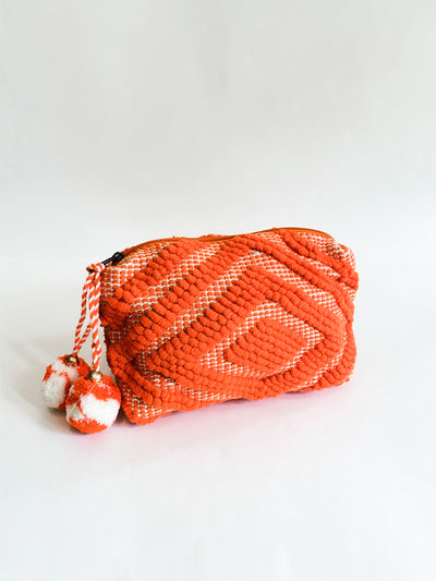 Katharine organized life bag, orange