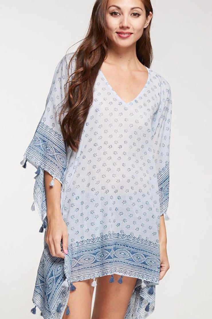 Seabrook Island Cover up Dress