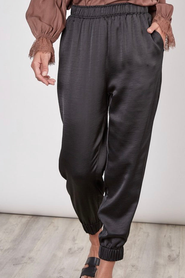 Asheville pants, black