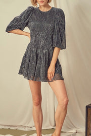 Hampton Metallic Dress