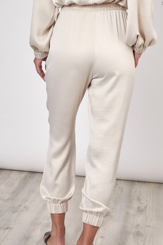 Asheville pants, cream
