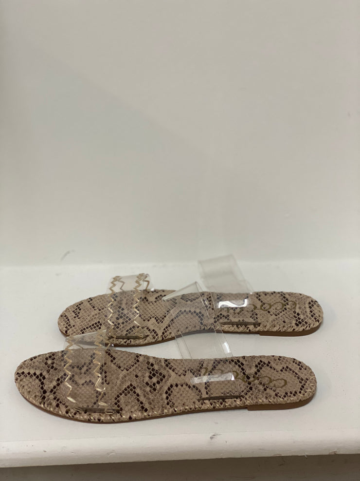 Debordieu slide sandals