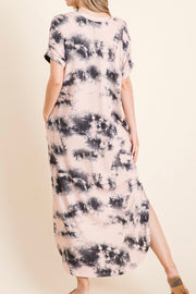 Martha Ann Tie Dye Dress
