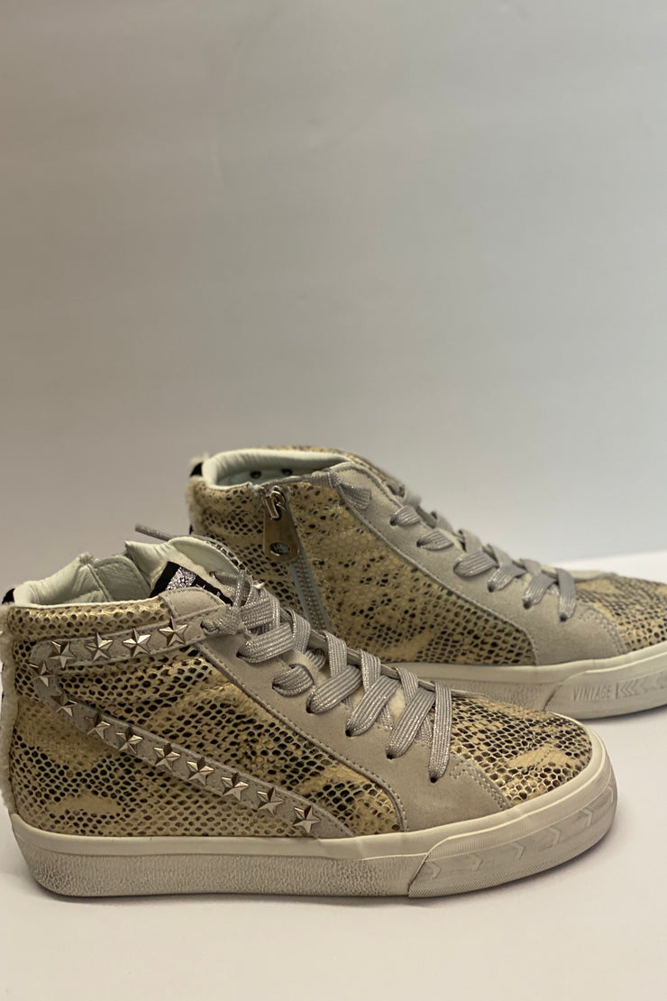 Vintage Havana Annsley High Top sneakers