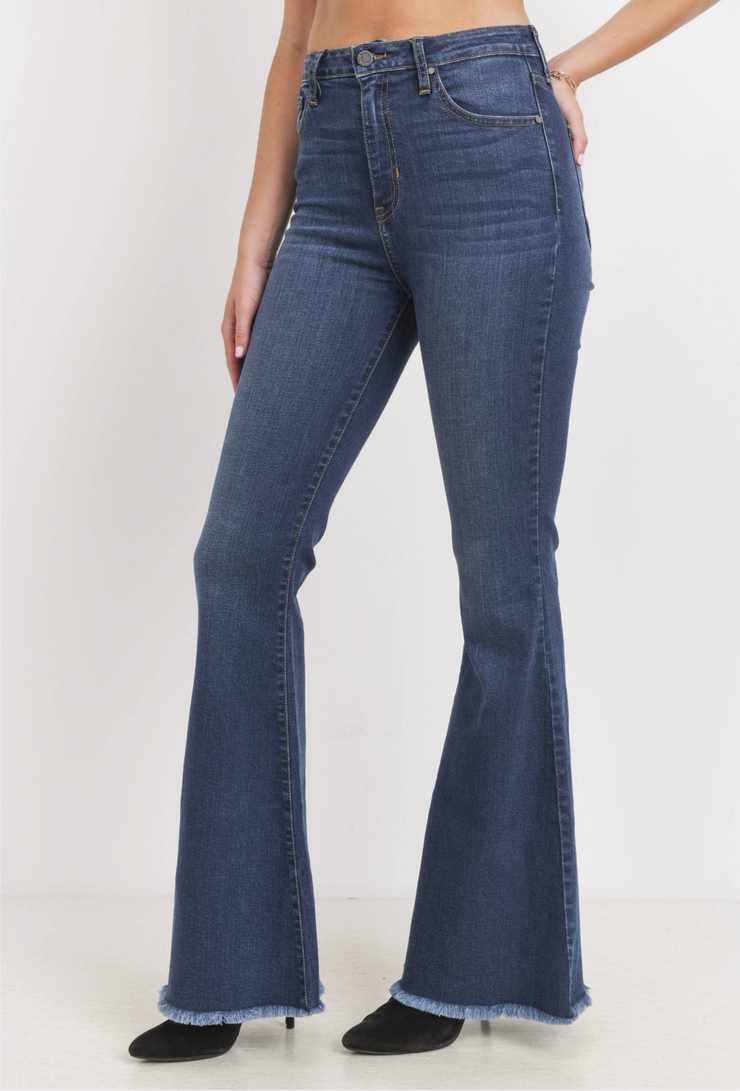 Classic Bell Bottom Jeans