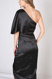 Florence One-Shoulder Dress