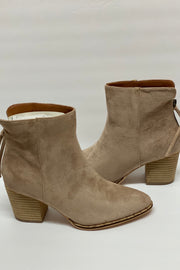 Houston ankle boots, taupe