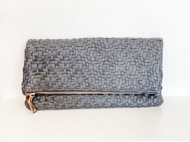 Greenwich clutch, black