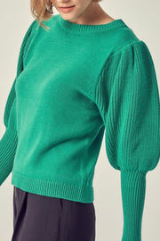 Dowd Sweater, green