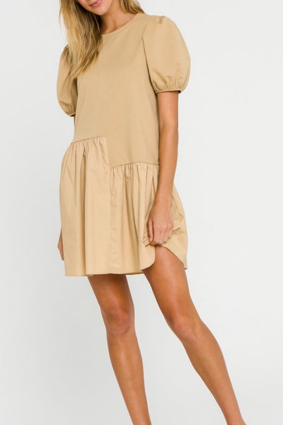 Conaway Dress, beige