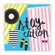 Staycation Napkins