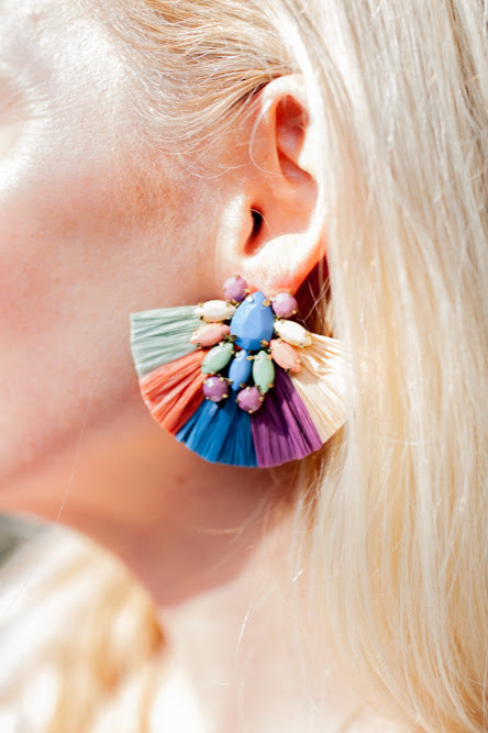 Nanette earrings