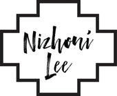 Nizhoni Lee designing handmade leather accessories for the unique woman.